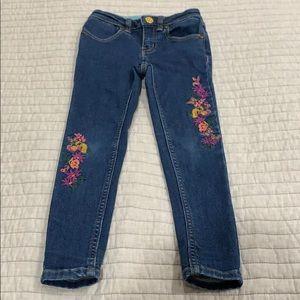 Matilda Jane girls jeans size 6.